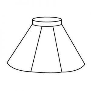 Forme d'abat-jour | Style 11 | Lampe | Abat-jour Illimités | Montréal