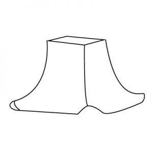 Forme d'abat-jour | Style 15 | Lampe | Abat-jour Illimités | Montréal