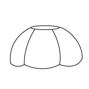 Forme d'abat-jour | Style 18 | Lampe | Abat-jour Illimités | Montréal