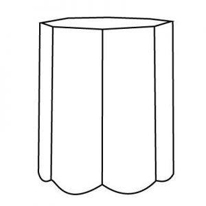 Forme d'abat-jour | Style 4 | Lampe | Abat-jour Illimités | Montréal