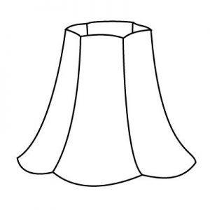 Forme d'abat-jour | Style 5 | Lampe | Abat-jour Illimités | Montréal