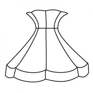 Forme d'abat-jour | Style 9 | Lampe | Abat-jour Illimités | Montréal