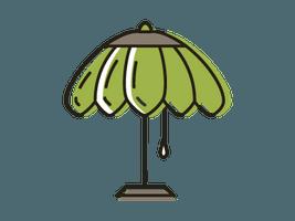 Lampe de table | Lampe de chevet | Lampe | Abat-jour | Montréal | Abat-jour Illimités