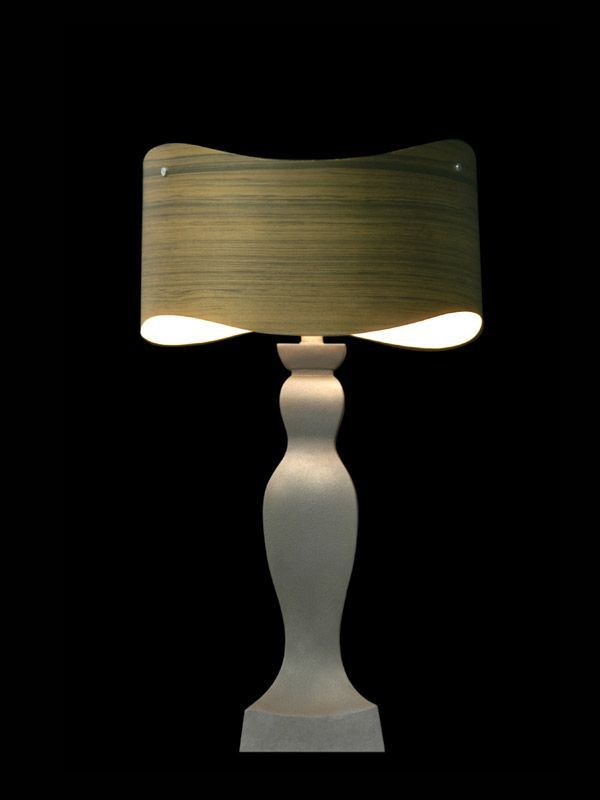 Abat-jour | Imitation de bois | Lampe | Abat-jour illimités | Montréal