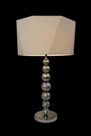 Abat-jour blanc géométrique | Lampe | Abat-jour Illimités | Montréal