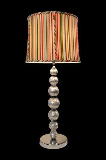 Abat-jour multicolore | Lampe | Abat-jour Illimités | Montréal