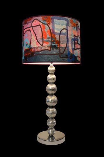 Abat-jour | Graffiti | Lampe | Abat-jour Illimités | Montréal