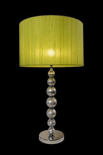 Abat-jour vert fluo en tissu | Lampe | Abat-jour illimités | Montréal
