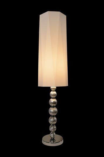 Abat-jour allongé blanc | Géométrique | Lampe | Abat-jour illimités | Montréal