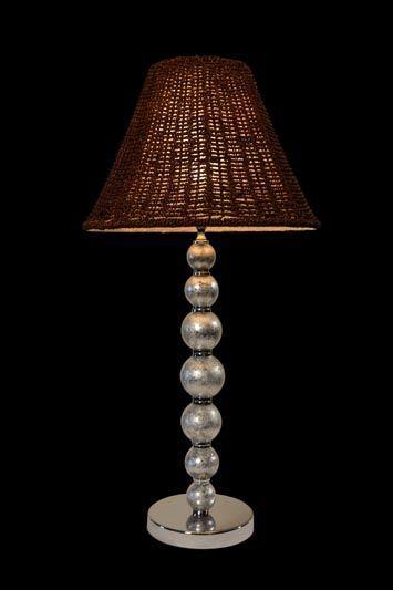 Abat-jour en rotin brun | Lampe | Abat-jour illimités | Montréal